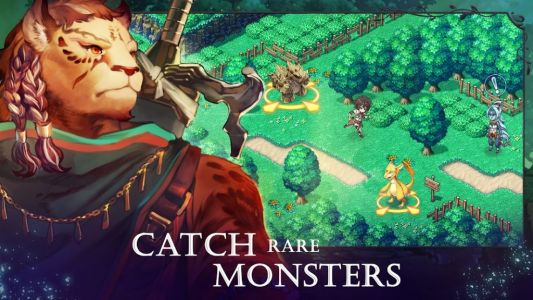 Evertale is a Pokémon-like JRPG out now on Android