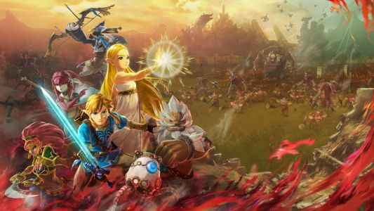 Hyrule Warriors: Age of Calamity Gameplay Footage Revealed, Young Impa Confirmed Playable