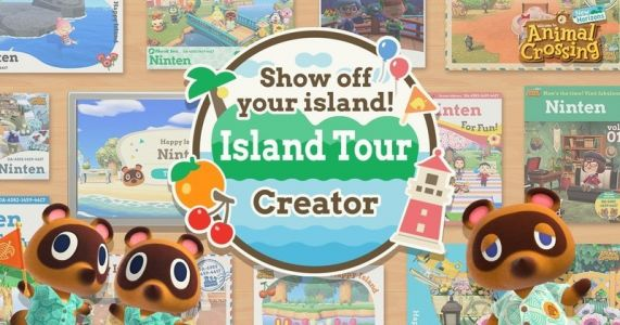 The Animal Crossing: New Horizons Island Tour Creator website is now available