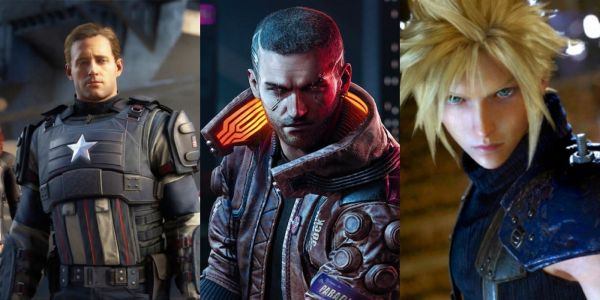 Walmart Offers Good Deals on Cyberpunk 2077, FF7 Remake, and Marvel's Avengers Pre-Order