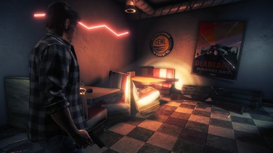 You should really pick up Alan Wake's American Nightmare for free