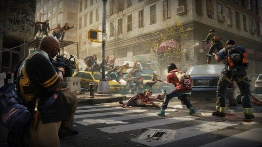 World War Z pits players against 500-zombie swarms