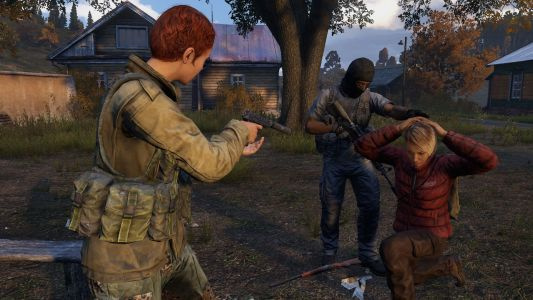 Celebrate DayZ's long coming launch with a free weekend