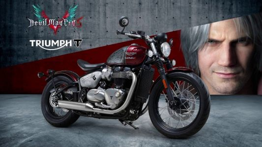Dante's sick ride from Devil May Cry 5 is real