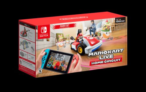 Looking for Black Friday Mario Kart Live deals? Here's why you aren't finding any