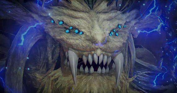 Code Vein unleashes the electrifying Lord of Thunder