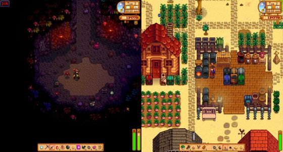 Stardew Valley is getting split-screen co-op after all