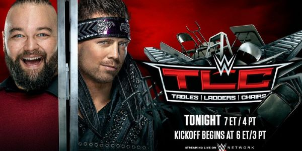 WWE TLC 2019 Results and Review   Game Rant