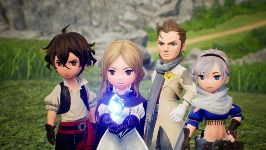 Bravely Default II announced for 2020 on Nintendo Switch