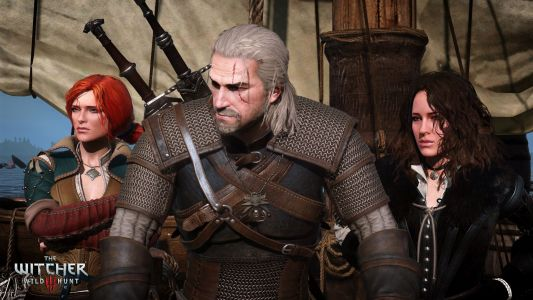 The Witcher 3's Switch Version Gets New Screenshots