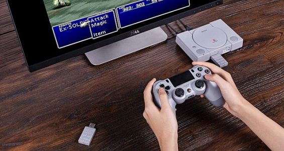 Pair PS4 Controllers To The PS Classic With These Special Adapters