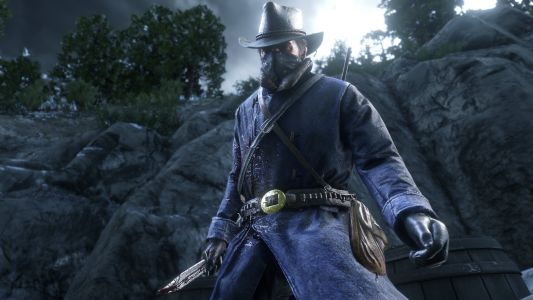 Red Dead Online - Leaked Image Hints At Opening Sequence
