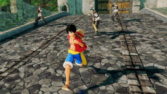 Latest Trailer for One Piece: World Seeker Shows Off Open World