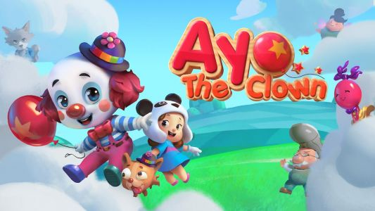 Is new platformer Ayo the Clown super terrifying or super cute?