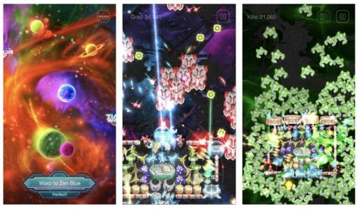 Enigmata: Stellar War is an innovative mix of tower defense, RTS, and bullet-hell