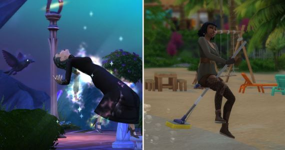 The Sims 4: 10 Things You Need To Know Before Playing Realm Of Magic