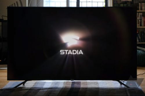 Stadia on Android TV isn't officially coming until 2021, even though it works already