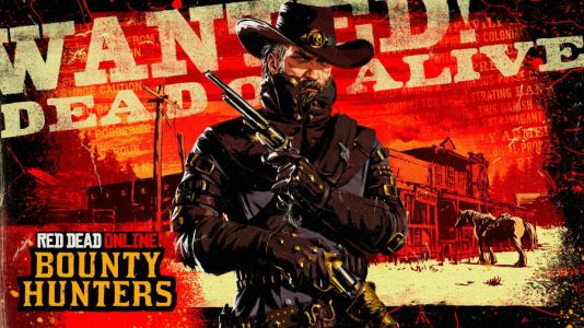Bounty Hunter License Now Available in Red Dead Online