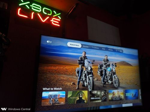 Apple TV is coming to Xbox consoles