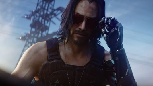 Cyberpunk 2077 TV Ad Features Regular Keanu Reeves