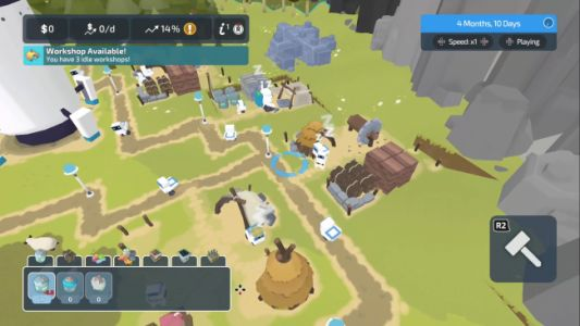 The Colonists Review - When Robots Become Sentient