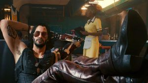 "Cyberpunk 2077 ""Hit the Reset Button"" in 2016"