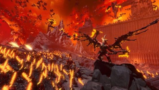 Total War: Warhammer 3 video introduces you to the race of Khorne
