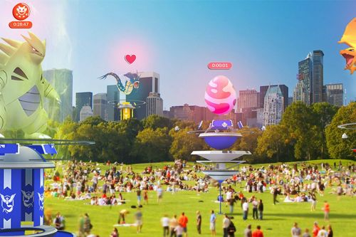 Pokemon Go Raid Bosses: current raids, counters and more, including Uxie, Mesprit and Azelf