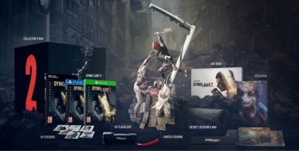 Dying Light 2 Collector's Edition Leaked