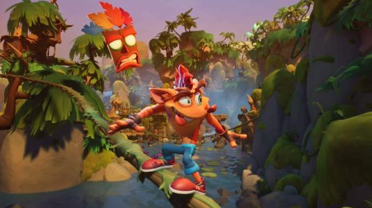 Crash Bandicoot 4: It's About Time Trailer Showcases PS5 Features