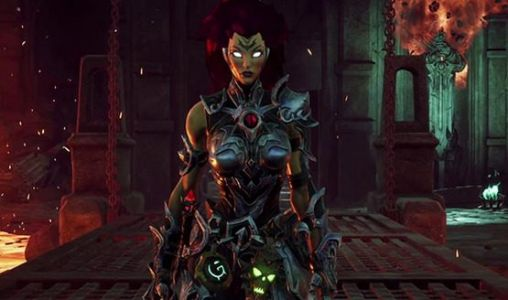 See the Birth of Darksiders III's Four Horseman