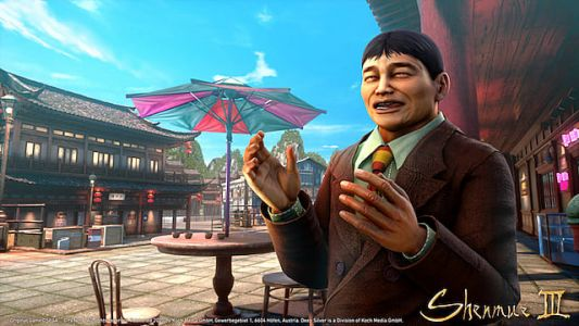 Shenmue 3 Readies for Round 2 With Second Post-Launch DLC