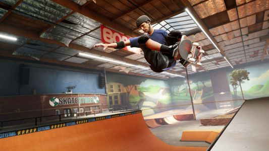 Tony Hawk's Pro Skater 1+2 headed to Nintendo Switch