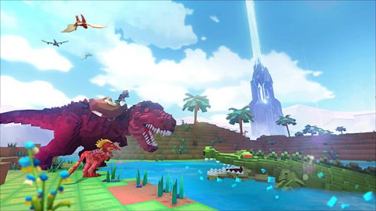 Snail Games' PixARK To Release This May