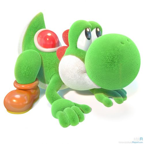 Yoshi's Crafted World Hands-on Preview