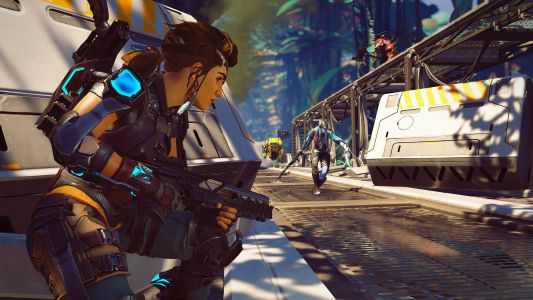 Amazon's Hero Shooter Crucible Is Going Back to Beta, One Month After Launch