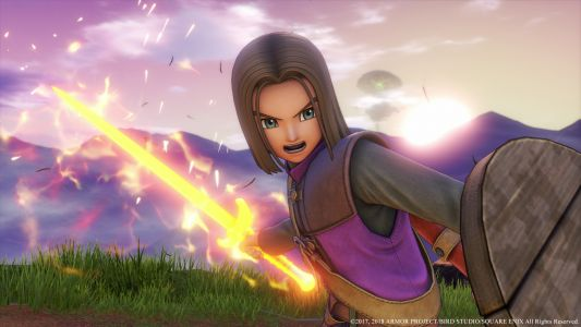 """Dragon Quest 11 S - Square Enix """"Undecided"""" About Extra Content Coming to PS4, PC"""