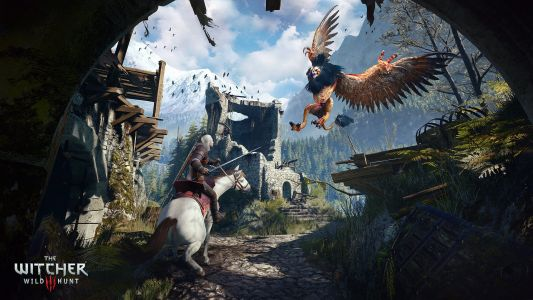 The Witcher 3's Switch port started in super rough shape