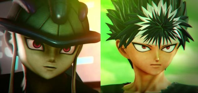 Meruem and Hiei will hit Jump Force on PS4, PC, and Xbox One October 27