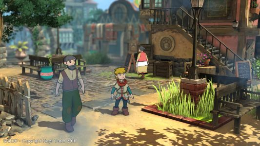Baldo, Cel Shaded Adventure Game, Announced For PS4, Xbox One, Switch and PC
