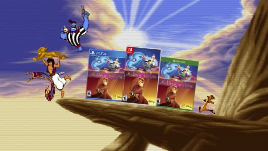 Contest: Experience 16-bit bliss with Disney Classic Games: Aladdin and The Lion King