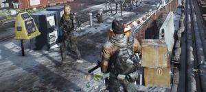Demographic Matchmaking Cut From The Division, New DLC Details Emerge