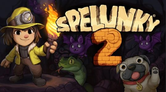 Spelunky 2 Will Launch Without Multiplayer on PC