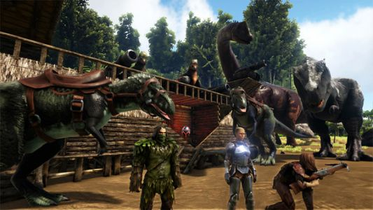 The team who ported ARK: Survival Evolved to Switch wants to fix the game, but need funding/approval from publisher Studio Wildcard