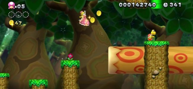 Please Try To Explain What's The Deal With Peachette
