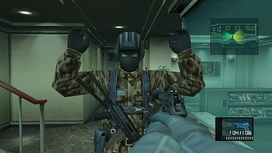 PC Ports for Metal Gear, Konami Collector's Series Now on GOG