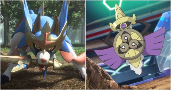 10 Of The Strongest Pokemon Still In Sword And Shield