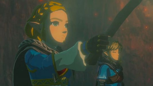 The Legend of Zelda: Breath of the Wild Sequel - Staff Inspired by Red Dead Redemption 2