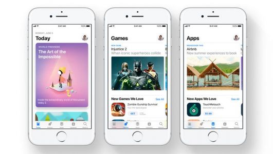 Apple's Appeal in an Antitrust Lawsuit Over Apple's Fees and Structure of the App Store Will Be Heard by the Supreme Court