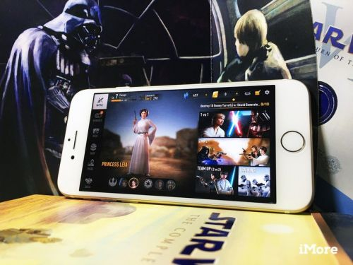 Best Star Wars Games for iPhone and iPad in 2021